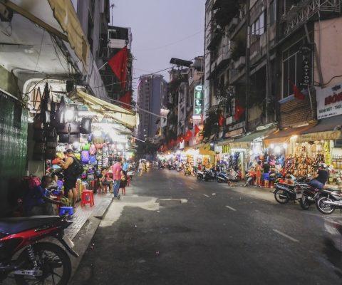 ベトナム(ハノイ・ホーチミン)でビジネス展開のための市場調査
